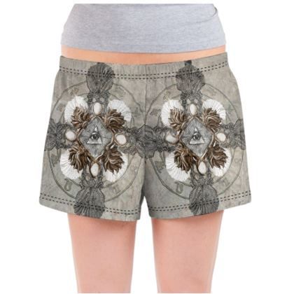 Cross - Ladies Pyjama Shorts