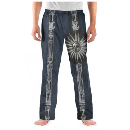 Dark Sun - Mens Pyjama Bottoms