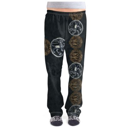 Medallions - Ladies Pyjama Bottoms