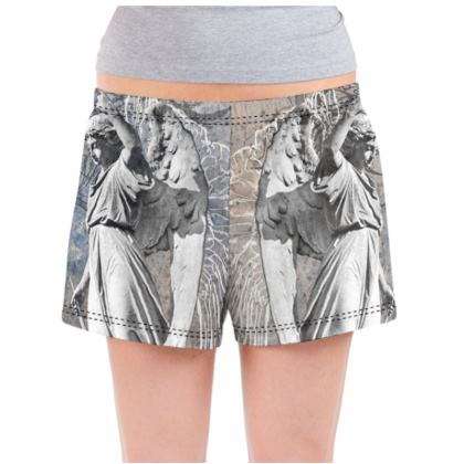 Angels - Ladies Pyjama Shorts