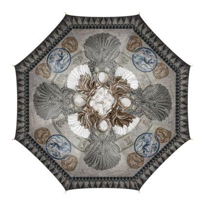 Medallion and Cross - Umbrella