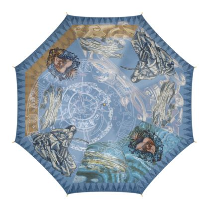 St. Barbara - Umbrella