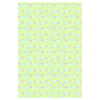 Slip Dress [Butterfly Smooth Crepe  My Sweet Pea  New Lime