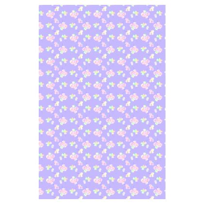 Slip Dress [Butterfly Smooth Crepe]  My Sweet Pea  Lilac Breeze