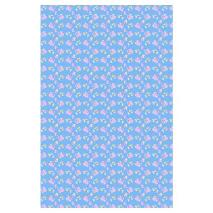 Slip Dress [Butterfly Smooth Crepe]  My Sweet Pea  Blue Moon