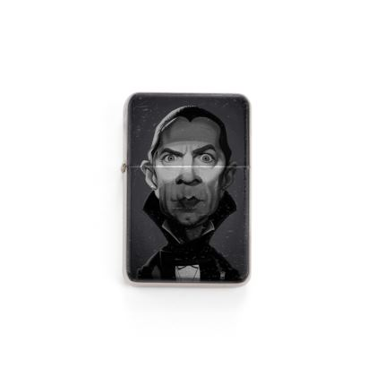Béla Lugosi Celebrity Caricature Lighter
