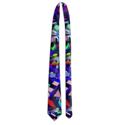 cravatta linea riflessi