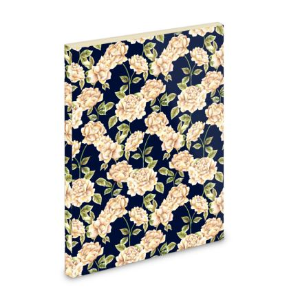 Pocket NoteBook - Floral Flow