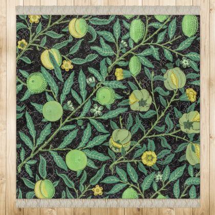 Medium Rug (128x128cm) - Fruit Pattern (1862) Remix