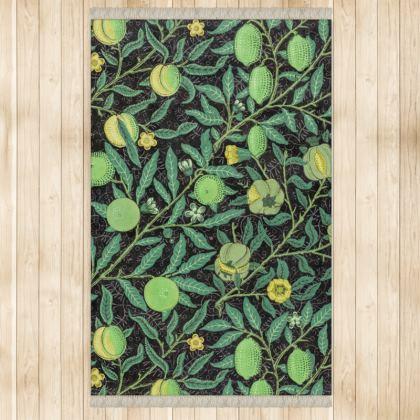 Large Rug (128x200cm) - Fruit Pattern (1862) Remix
