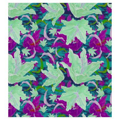 Loafer Espadrilles Lily Garden  Viola