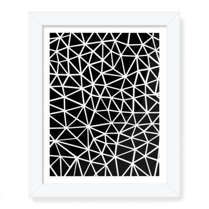 """Broken 8""""x 10"""" Framed Print"""