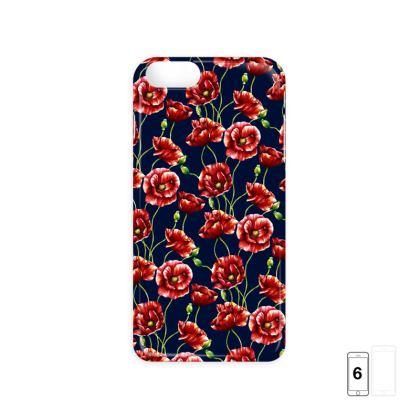 iPhone 6 Case - Poppy Passion