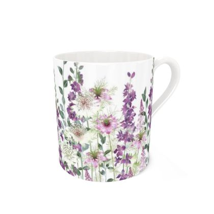 Bone China Mug - Heavenly Dawn
