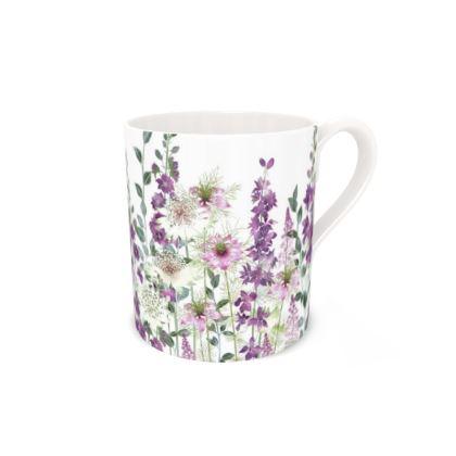 Regular Bone China Mug - Heavenly Dawn