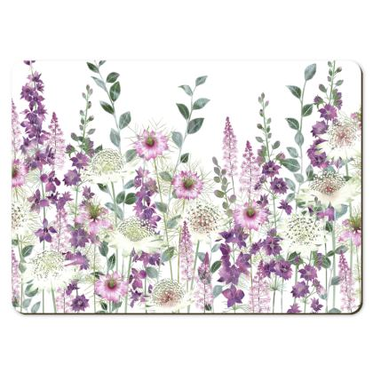 Large Placemats - Heavenly Dawn