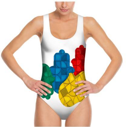 Hamsa Ladies Swimming Costume
