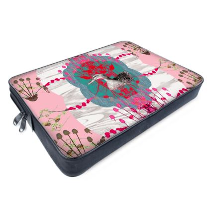 "Pink Duck 13"" Laptop Bag"