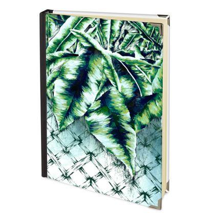 2022 Deluxe Diary - Hidden Greens