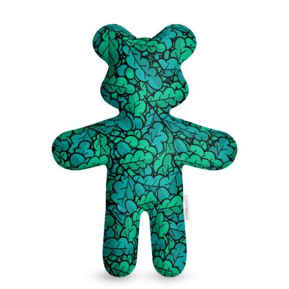 Teddy Bear - The tree's leaves
