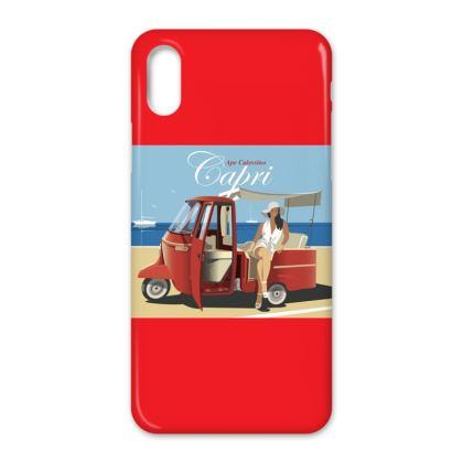 Covar iPhone Ape Calessino Capri