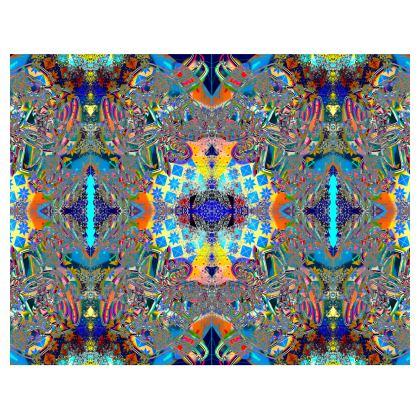 Kaleidoscopic Handbag
