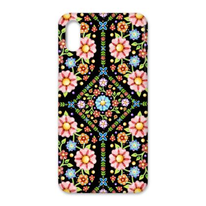 Millefiori Floral iPhone X Case