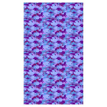Towels [maxi 178 x 74cm shown]  Field Poppies  Midnight