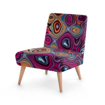 Occasional Chair Fashion Circles 7