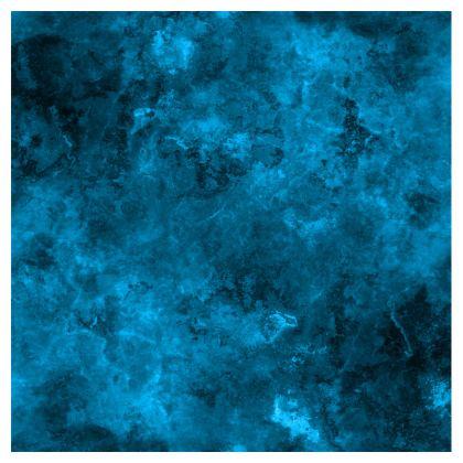 Dressing Gown Watercolor Dark Blue