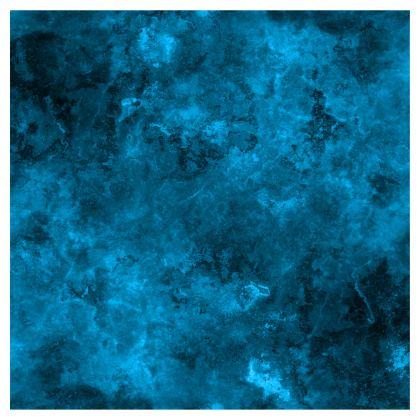 Flared Skirt Dark Blue