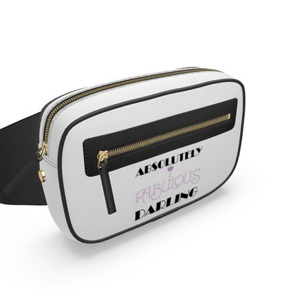 Belt Bag - Absolutely Fabulous Darling - ABFAB 2