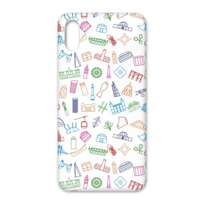 NEW! London iPhone X Case