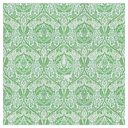 Cushions - William Morris' Golden Bough Green Remix