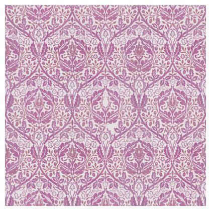 Cushions - William Morris' Golden Bough Pink Remix