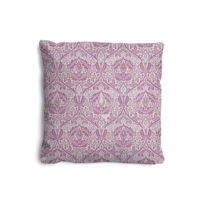 Pillows Set - William Morris' Golden Bough Pink Remix