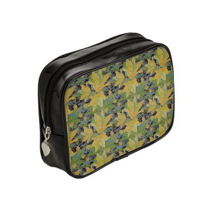 Make Up Bags [yellow, green]  Lily Garden  Sylph