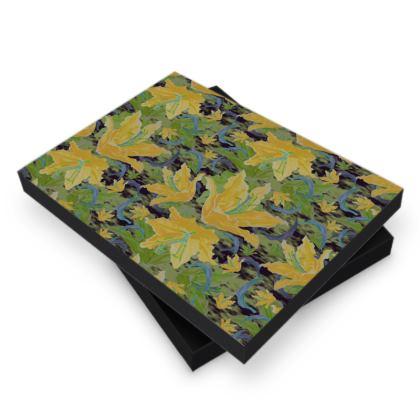 Photo Book Box [yellow, green]  Lily Garden  Sylph