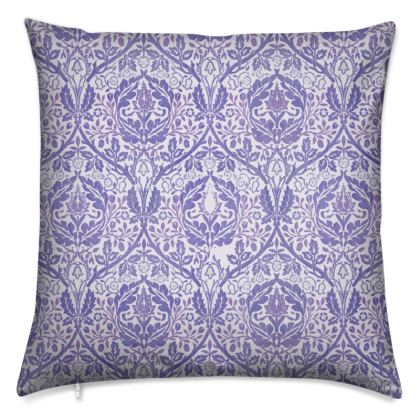 Cushions - William Morris' Golden Bough Purple Remix