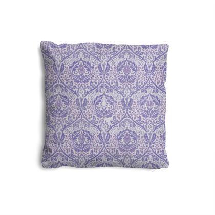 Pillows Set - William Morris' Golden Bough Purple Remix