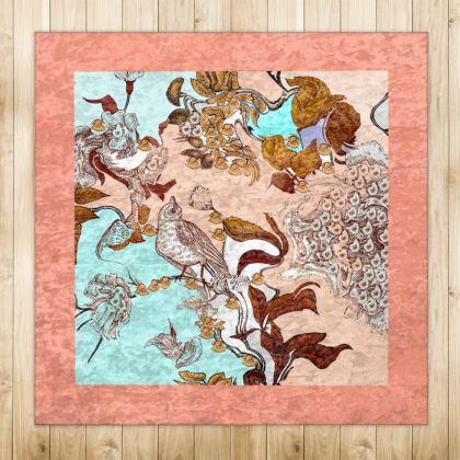 elegante tappeto linea il paradiso segreto