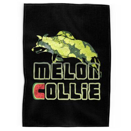Tea Towels - Melon Collie Skater Trick