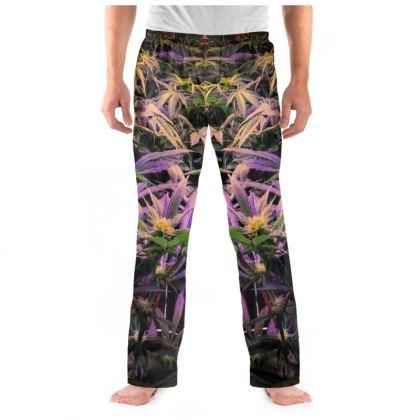 Colorful indoor pajama pants