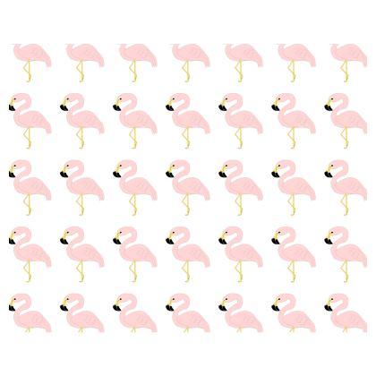 Kimono Pink Flamingos