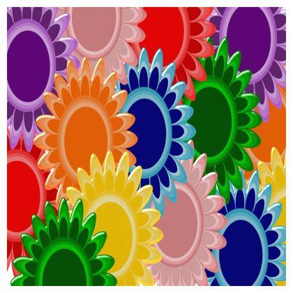 Cushion Floral Pattern