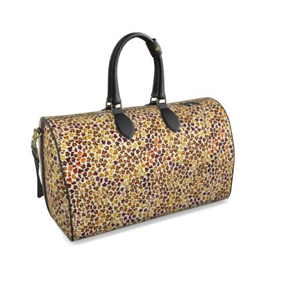 Leopard Skin Collection Duffle Bag