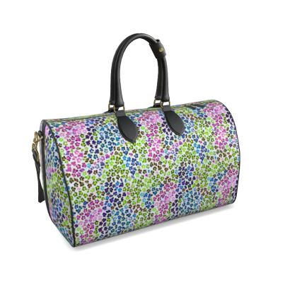 Leopard Skin Multicoloured Collection Duffle Bag