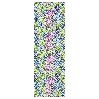 Leopard Skin Multicoloured Collection Mens Silk Pyjama Bottoms