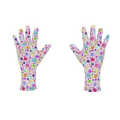 Atomic Collection Fleece Gloves
