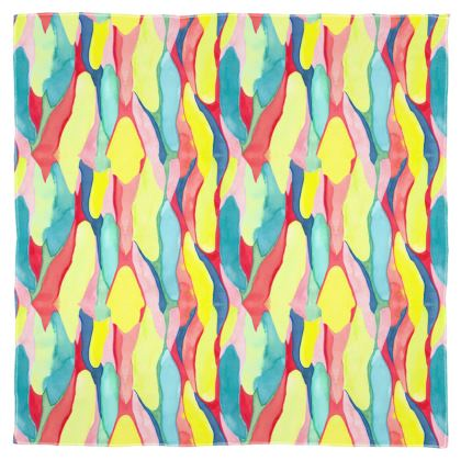 Foulard collection color Hills